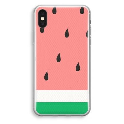 iphone-xs-cover-trasparente - Anguria