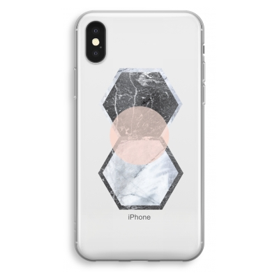 iphone-xs-transparant-case - Creative touch