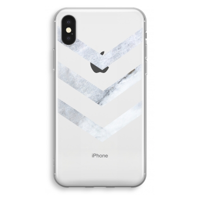 coque-transparente-iphone-xs - Flèches de marbre