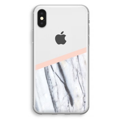 iphone-xs-transparant-hoesje - A touch of peach