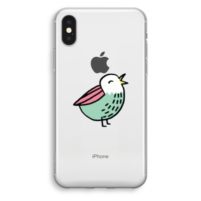 coque-transparente-iphone-xs - Birdy