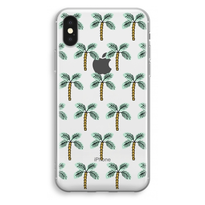 coque-transparente-iphone-xs - Paradise