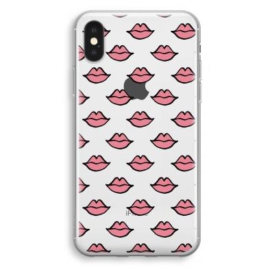iphone-xs-cover-trasparente - Labbra