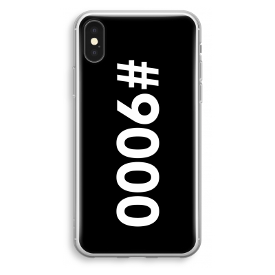 iphone-xs-cover-trasparente - #9000