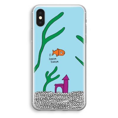 iphone-xs-cover-trasparente - Acquario