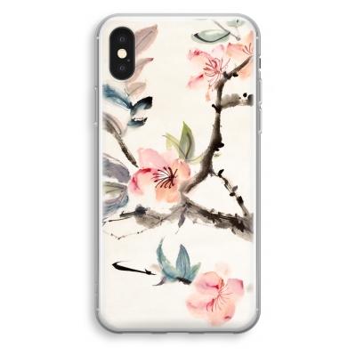 iphone-xs-cover-trasparente - Fiori Giapponesi