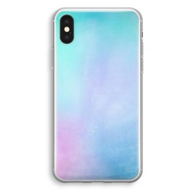 iphone-xs-transparant-case - Pastel fog