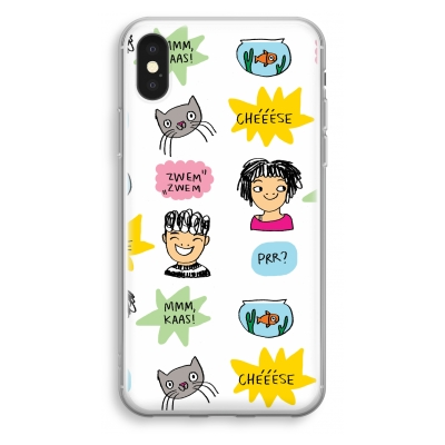 iphone-xs-transparant-case - CHEEESE