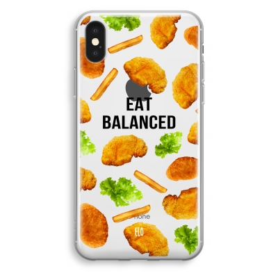 iphone-xs-transparant-hoesje - Eat Balanced