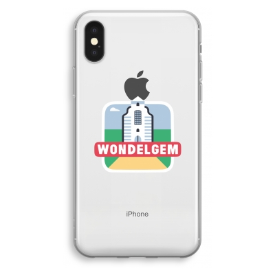 iphone-xs-transparant-hoesje - Wondelgem