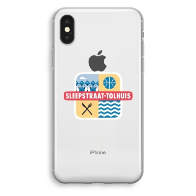 iphone-xs-transparant-hoesje - Sleepstraat