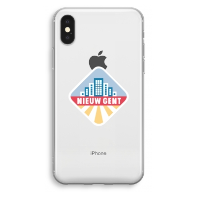 iphone-xs-transparant-hoesje - Nieuw Gent