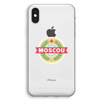 iphone-xs-transparant-hoesje - Moscou
