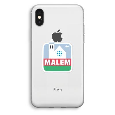 iphone-xs-cover-trasparente - Malem