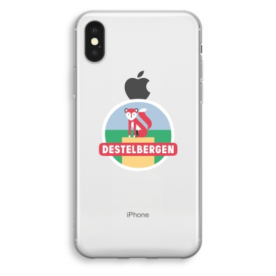 iphone-xs-cover-trasparente - Destelbergen