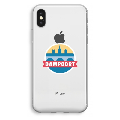 iphone-xs-transparant-case - Dampoort
