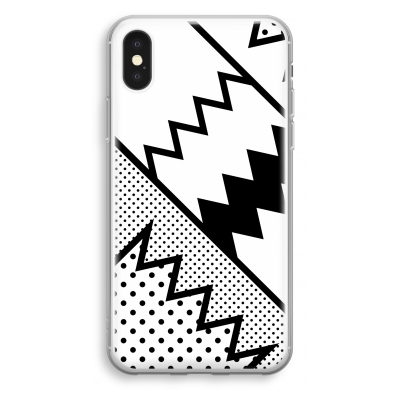 coque-transparente-iphone-xs - Pop Art #5