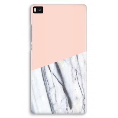 huawei-ascend-p8-volledig-geprint-hoesje - A touch of peach