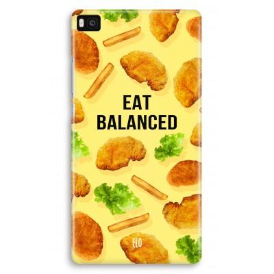huawei-ascend-p8-volledig-geprint-hoesje - Eat Balanced