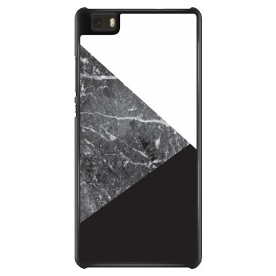 huawei-ascend-p8-lite-case - Marble combination