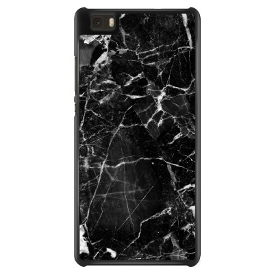 huawei-ascend-p8-lite-case - Black Marble 2