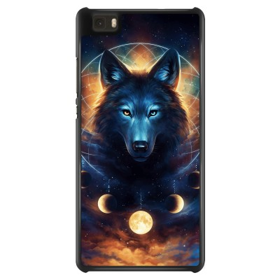 huawei-ascend-p8-lite-case - Wolf Dreamcatcher