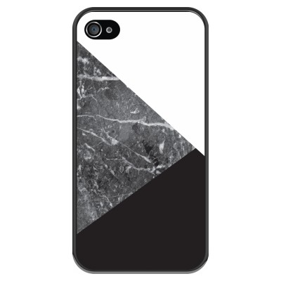 iphone-4-4s-soft-case - Marble combination