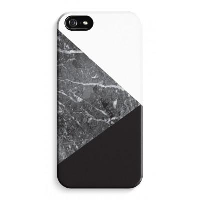 iphone-5-5s-se-volledig-geprint - Combinatie marmer