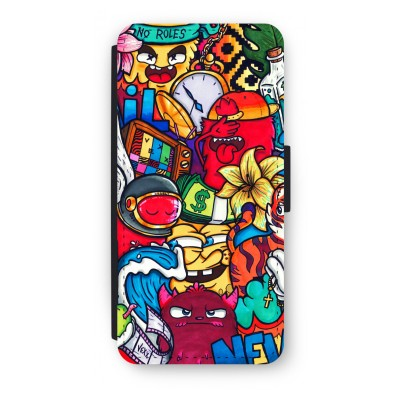 iphone-5-5s-se-flip-cover - No Rules