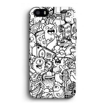 iphone-5-5s-se-tough-case - Vexx City #2
