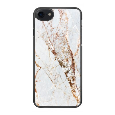iphone-7-matte-case - Gold Marble