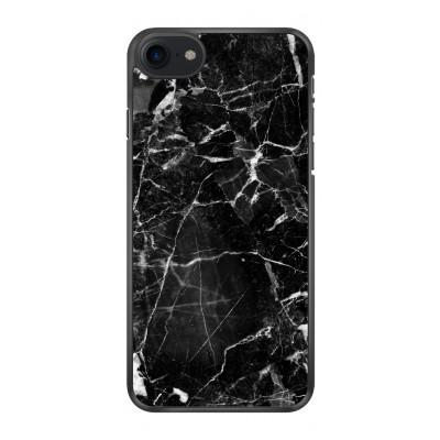 iphone-7-matte-case - Black Marble 2