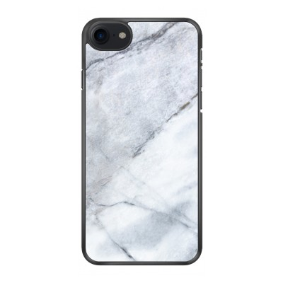 iphone-7-matte-case - Marble white