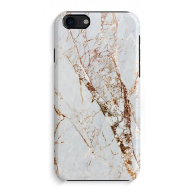 iphone-7-phone-cases-full-print-case - Gold Marble