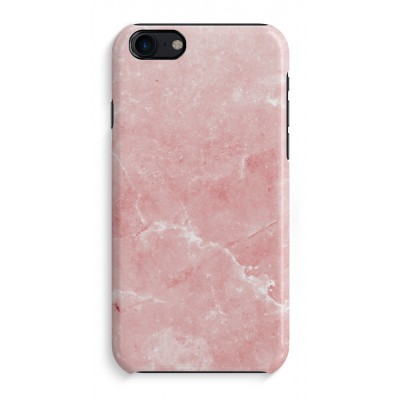 iphone-7-funda-totalmente-impresa - Mármol rosa