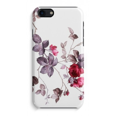 iphone-7-phone-cases-full-print-case - Pretty flowers