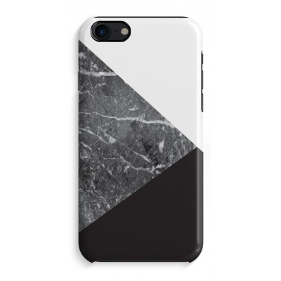 iphone-7-hoesje-rondom-geprint - Combinatie marmer