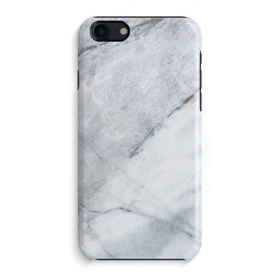 iphone-7-funda-totalmente-impresa - Mármol blanco