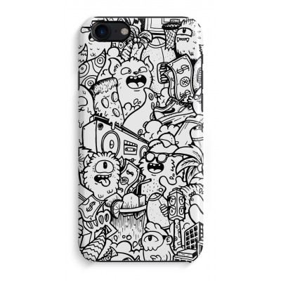 iphone-7-hoesje-rondom-geprint - Vexx City #2