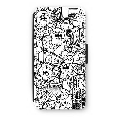 iphone-7-flip-hoesje - Vexx City #2