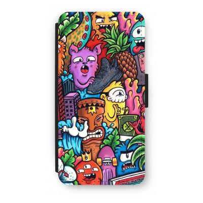 iphone-7-flip-hoesje - Vexx Mixtape