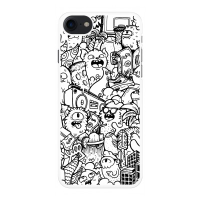 iphone-7-telefoonhoesje - Vexx City #2
