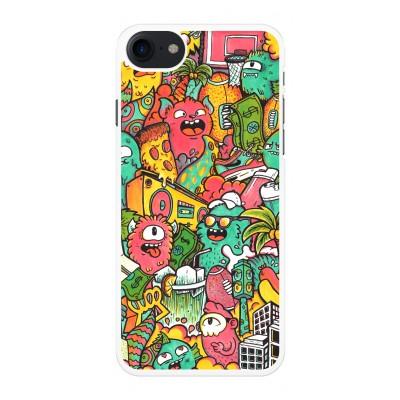 iphone-7-telefoonhoesje - Vexx City
