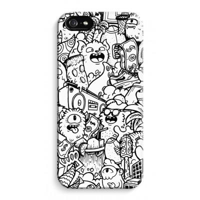 iphone-5-5s-se-volledig-geprint - Vexx City #2