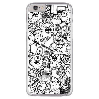 iphone-6-6s-hard-hoesje - Vexx City #2