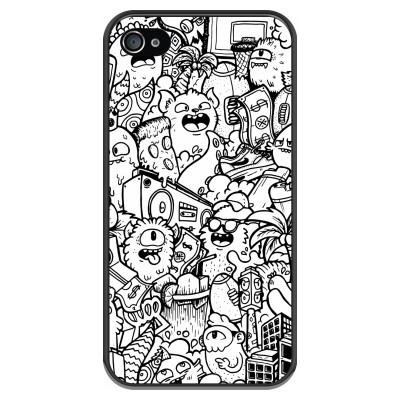 iphone-4-4s-soft-case - Vexx City #2