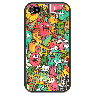 iphone-4-4s-soft-case - Vexx City