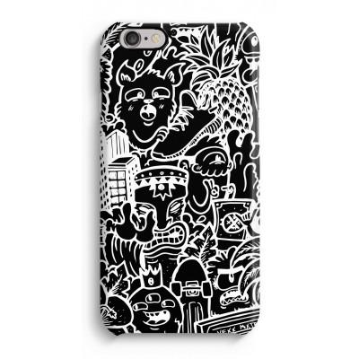 iphone-6-6s-case-rondom-geprint-2 - Vexx Black Mixtape