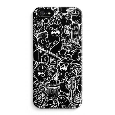 iphone-5-5s-se-volledig-geprint - Vexx Black City