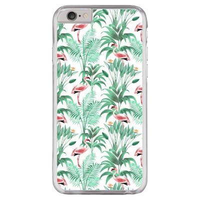 Flamingo bladeren